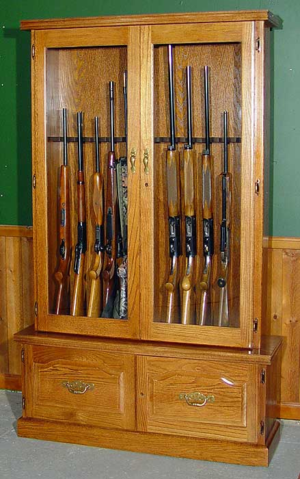 Lethal majesty the gun cabinet gun safe haven guncabinet teraionfo