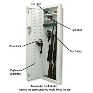 V-Line Closet Vault Wall Safe