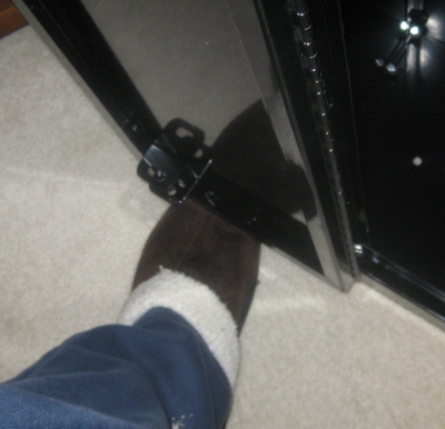Foot leverage