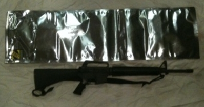 Colt AR15 A2 ZCORR Bag