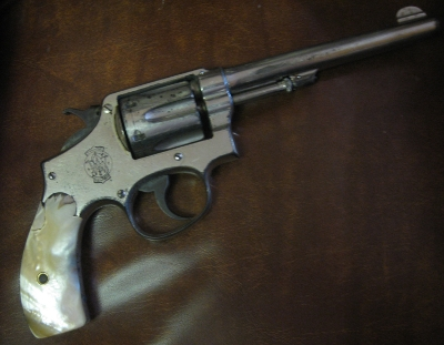 smith and wesson model 10 38 special