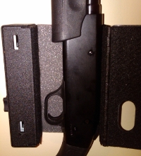 The ShotLock Shotgun Safe Solution