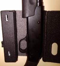 The ShotLock Shotgun Safe Solution