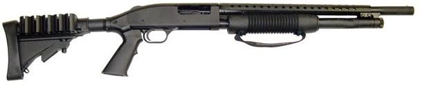 Mossberg 500 12 gauge