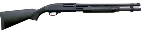 Remington 870 12 gauge