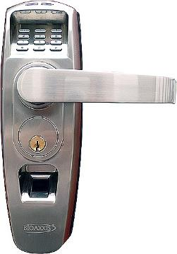A Summer Blockbuster Biometric Deadbolt Lock!